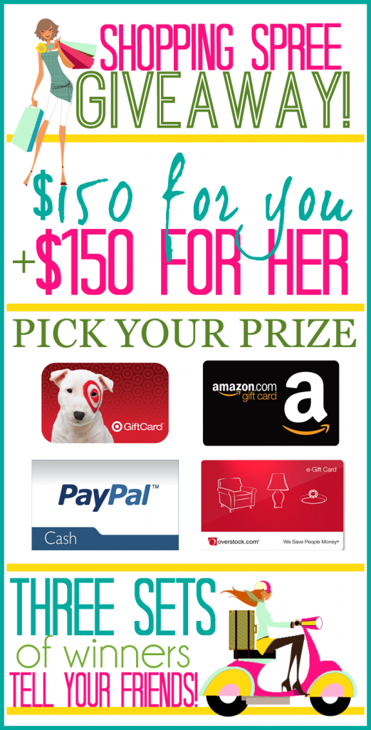 Shopping-Free-Spree-Giveaway
