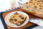 S'mores Cookie Bar Recipe!