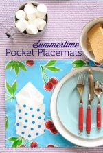 Summertime Pocket Placemats
