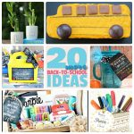 Great Ideas — 20 More Back to School Ideas!