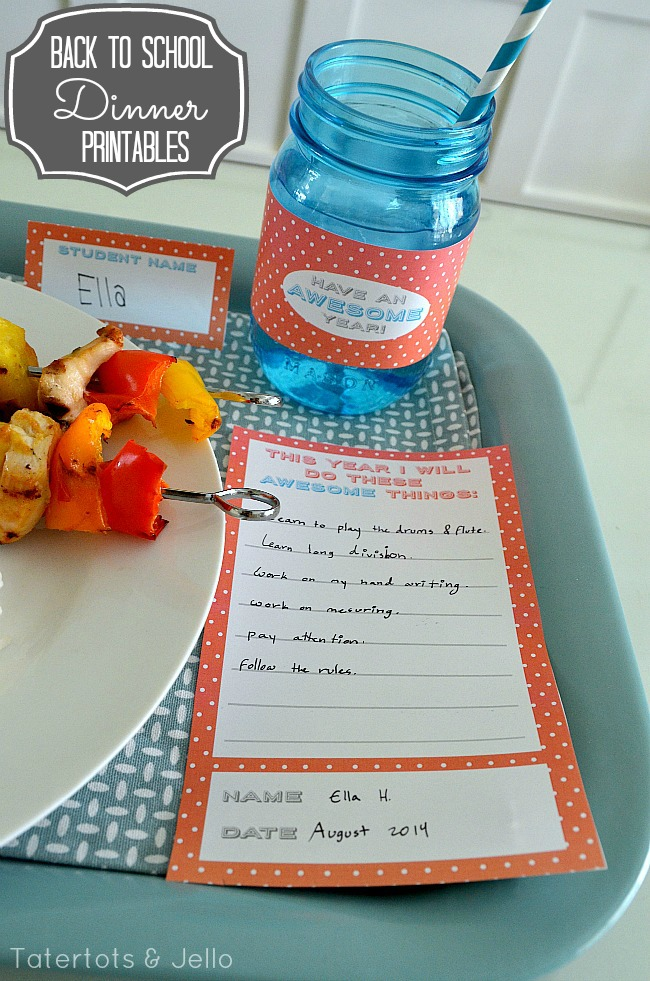 back to school awesome printables at tatertots and jello