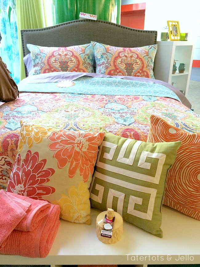 Better homes and gardens behind the scenes tour - Better homes and gardens bedding ...