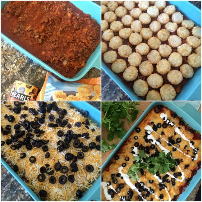 southwestern tatertots casserole at tatertots and jello