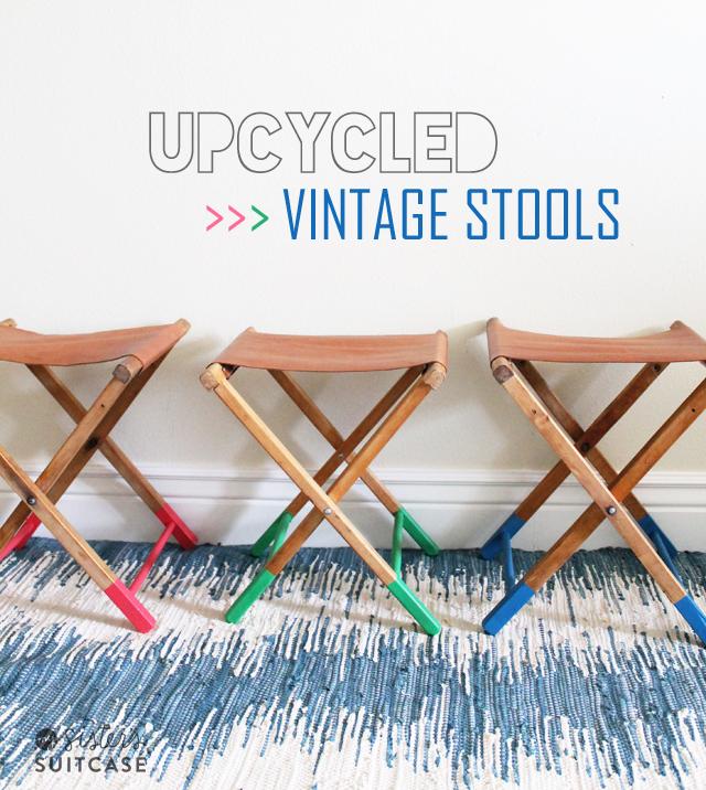 upcycled-vintage-stools