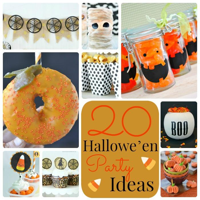 20 halloween party ideas