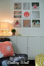 Shutterfly's new Design A Wall, free printable and $200 Shutterfly giveaway!