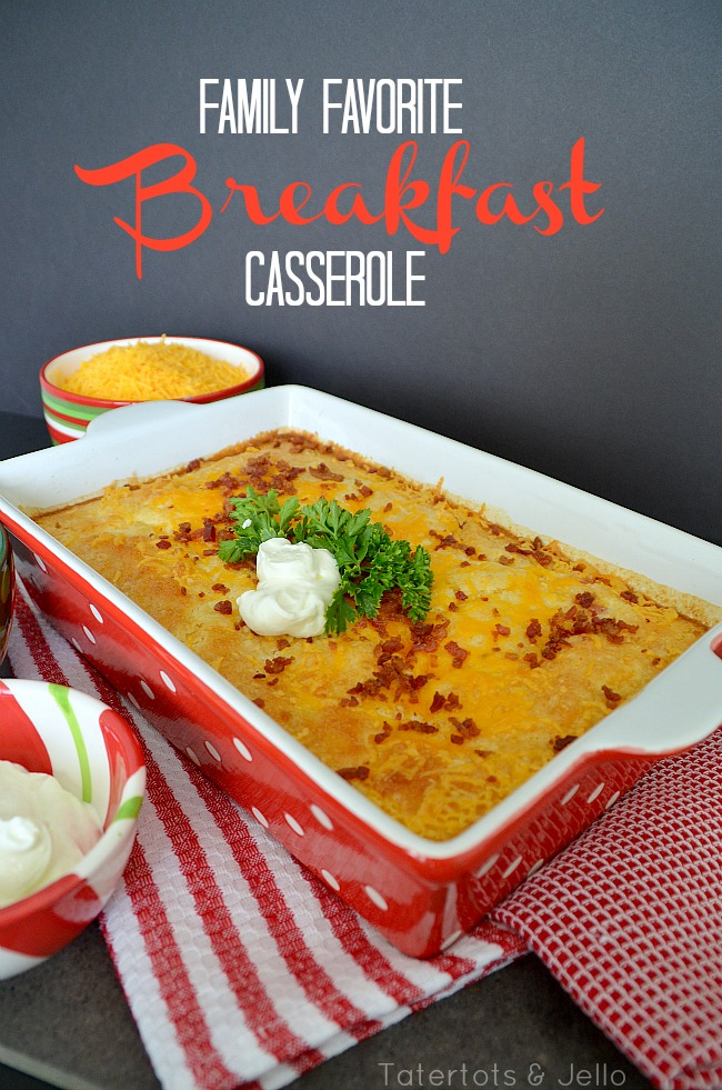 Ham and Cheese Casserole