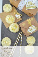 Grandma's Famous Sugar Cookies!