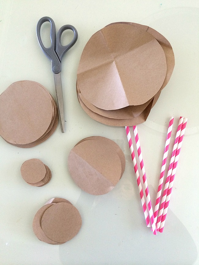 paper tree tutorial at tatertots and jello