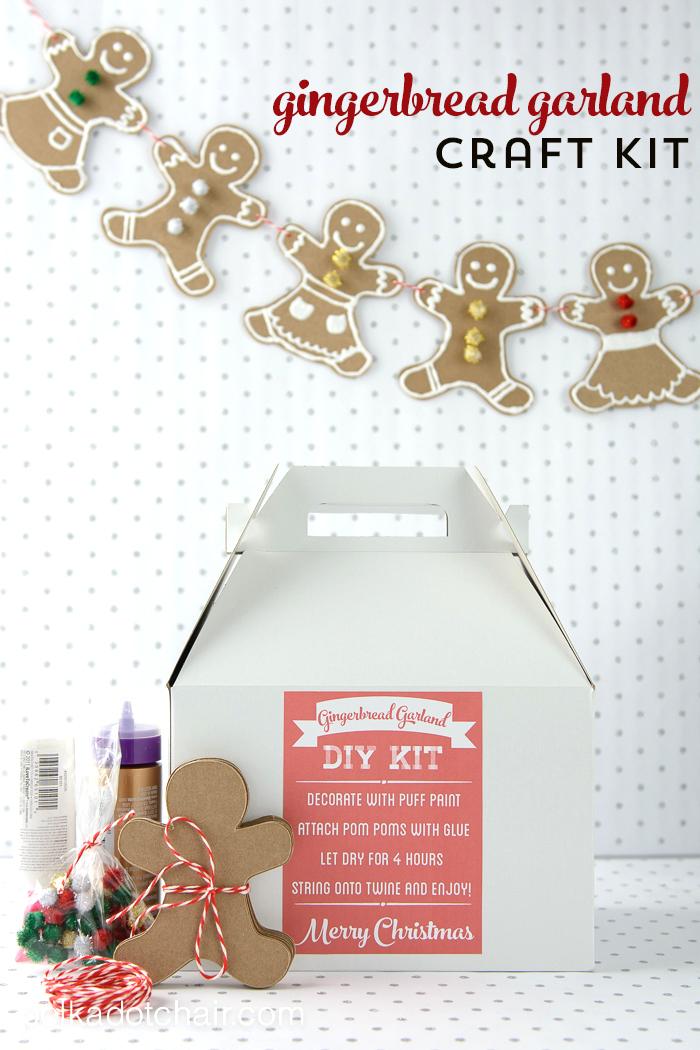 DIY-Gingerbread-garland-craft-kits11