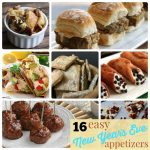 Great Ideas — 16 Easy New Year's Eve Appetizers!