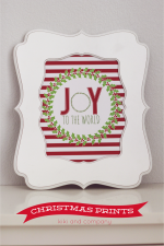 HAPPY Holidays: Free Christmas Printables