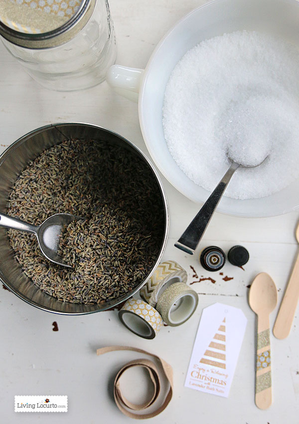Lavender-Bath-Salt-Gift