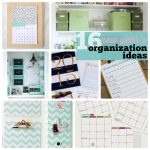 Great Ideas — 16 New Year's Organization Ideas!