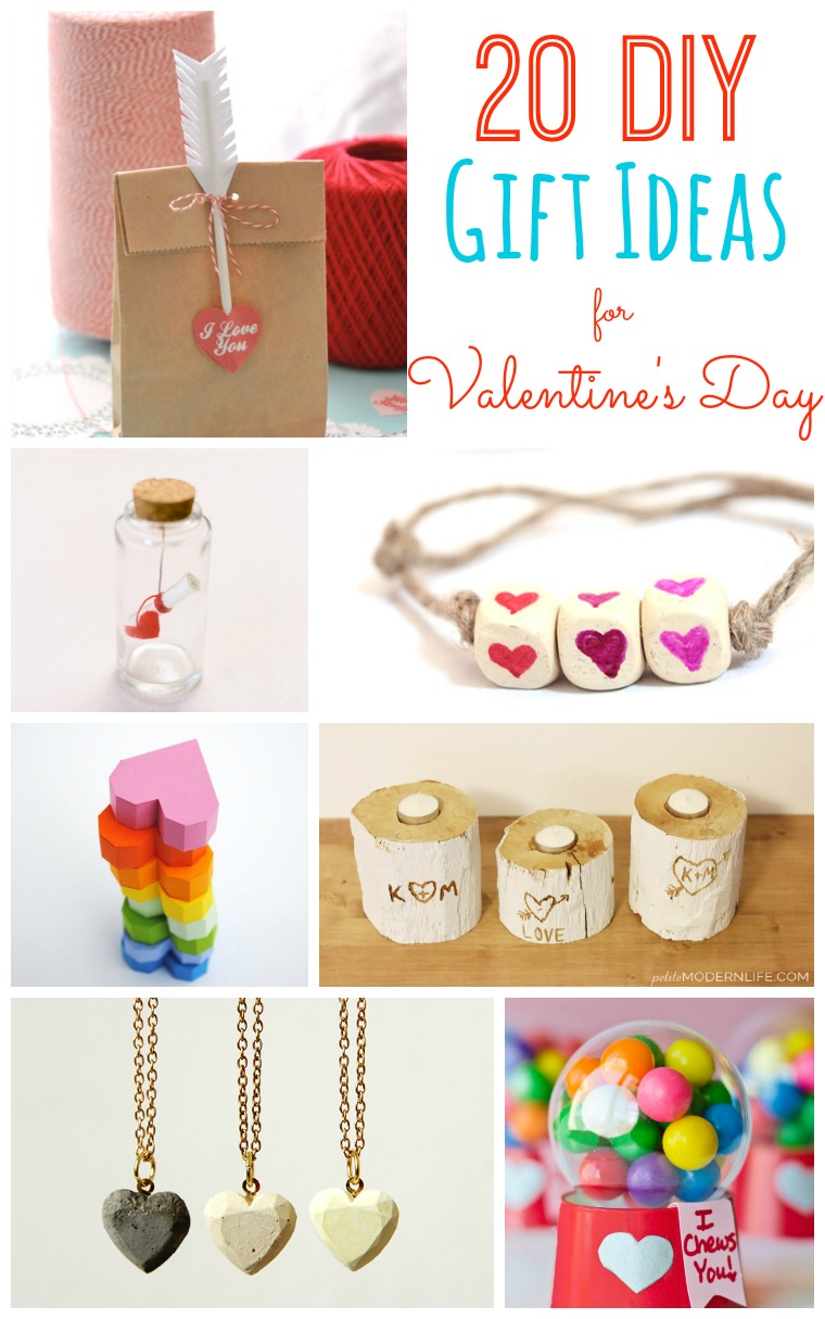20 easy valentines day gift ideas for just about anyone 20 diy valentines day gift ideas negle Images