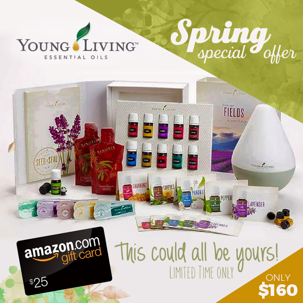 spring young living deal