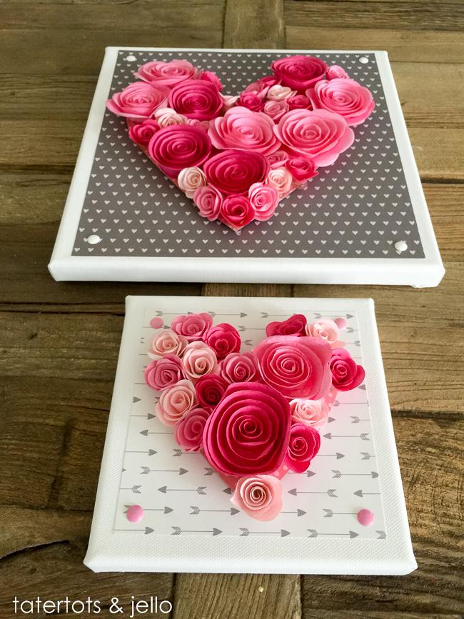 valentines wall art