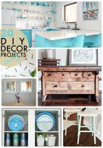 Great Ideas — 20 DIY Decor Projects!