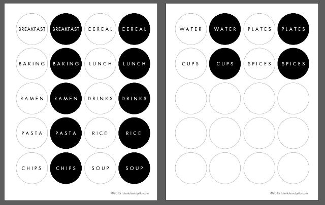 pantry.labels