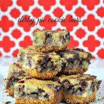Derby Pie Cookie Bars