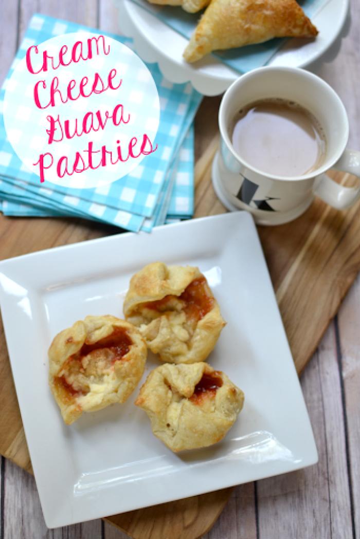 Cream Cheese Guava Pastries -- Tatertots and Jello