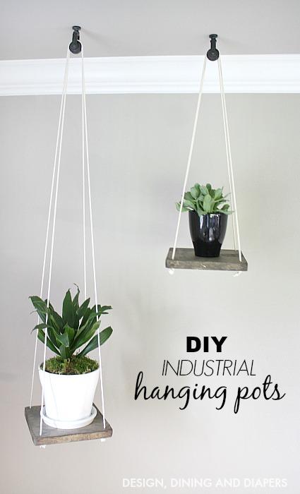 DIY-Industrial-Hanging-Pots