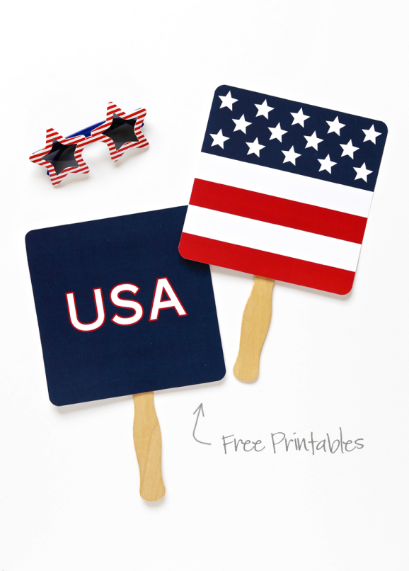 Free-Printable-Parade-Fan-July-Fourht-578x806