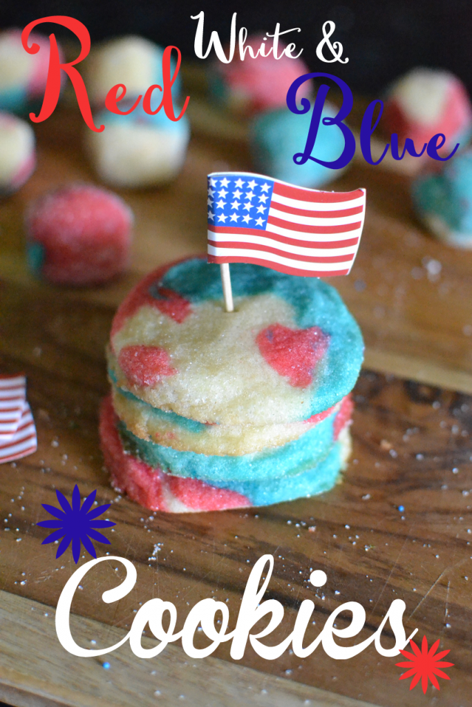 red-white-blue-cookies