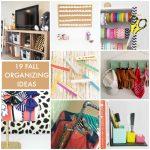 Great Ideas — 19 Fall Organizing Ideas!