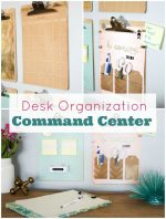 Desk Organization Command Center