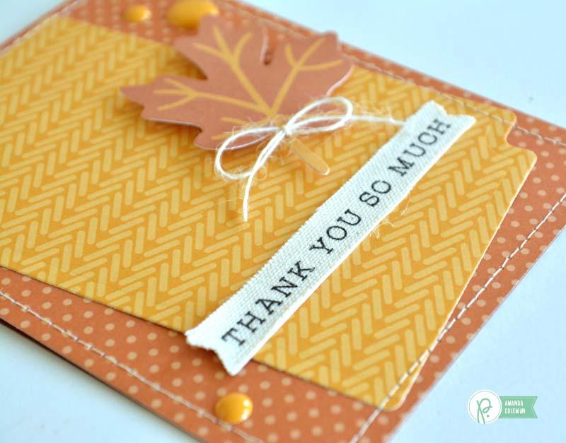 pumpkin spice cards