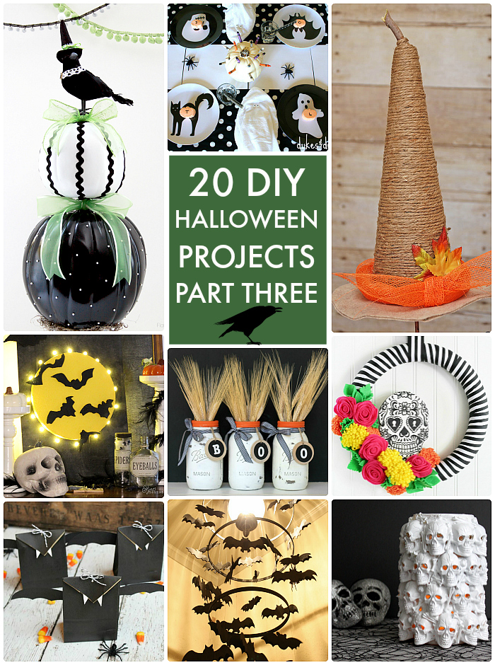 Kindergarten Halloween Party Craft Ideas