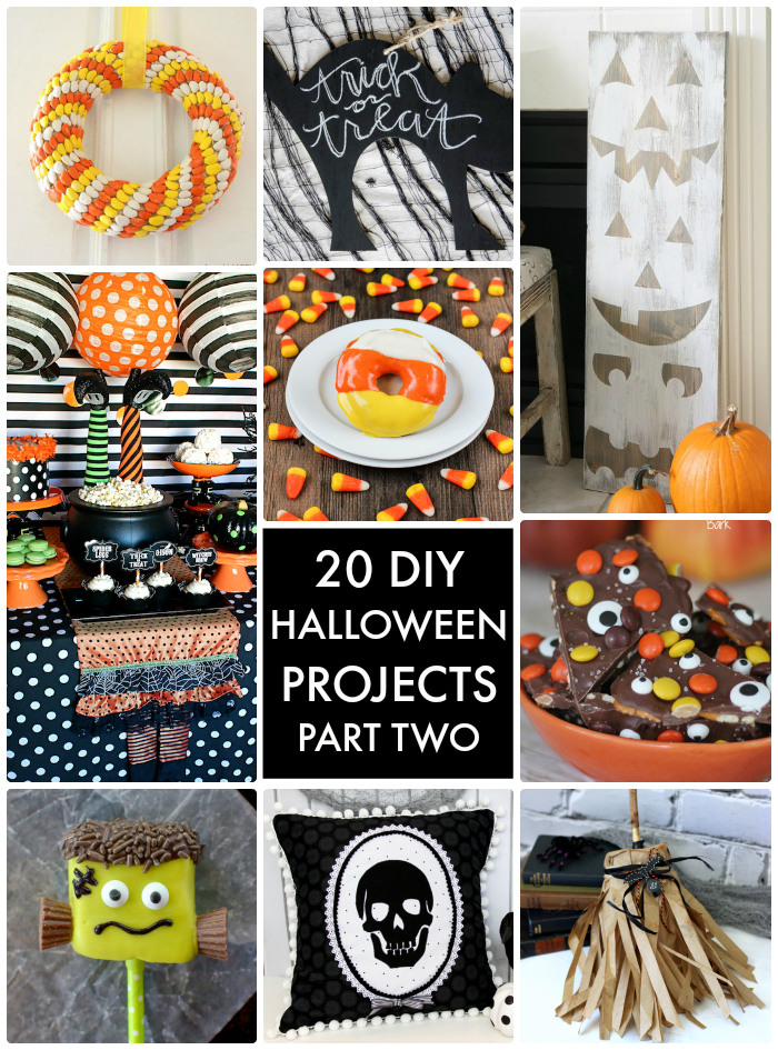 20 Halloween Projects Part 2