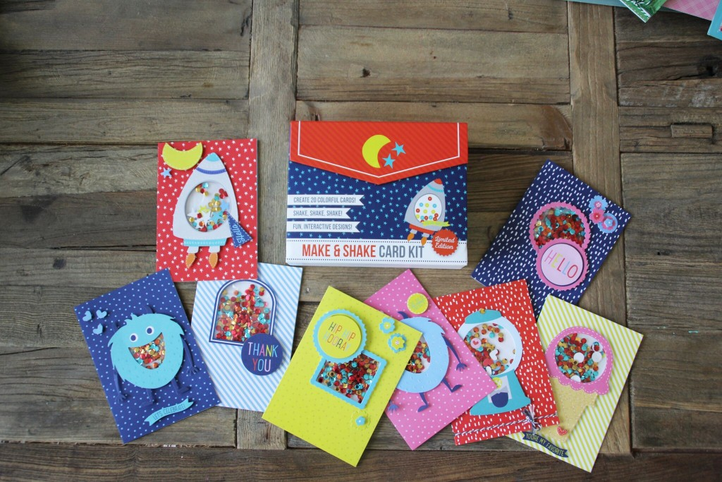 Anthology Scrapbooking Kits