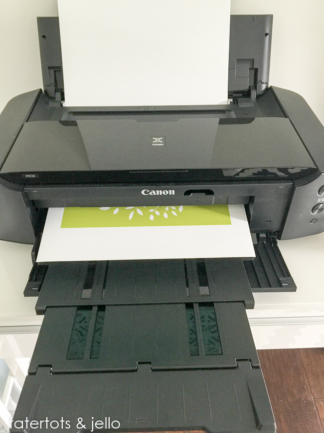 Canon large size printer