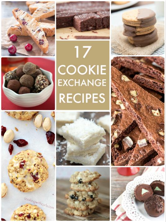 17 Cookie Exchange Recipes