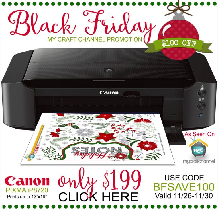 canon printer special offer