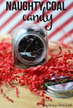 Naughty Coal Candy