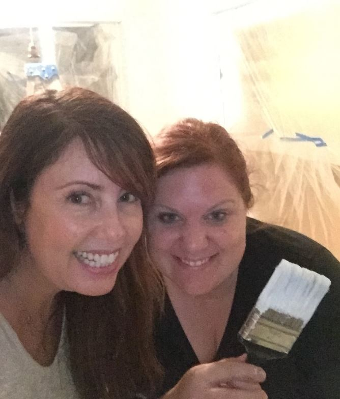 lowes makeover painting