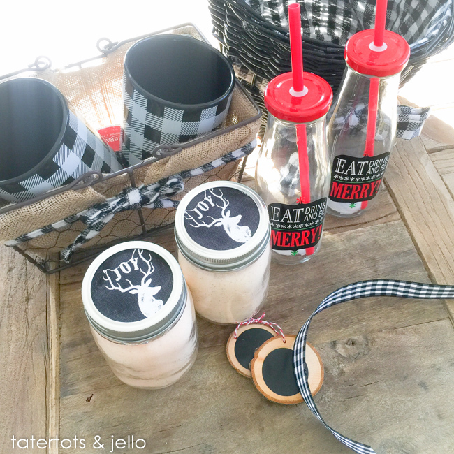 Tang Tea Recipe and Printable