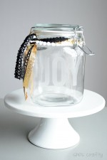 Happy Holidays: Make a JOY Jar for the coming Year!