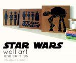 Star Wars Wall Art !