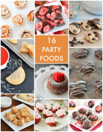 Great Ideas — 16 Party Foods!