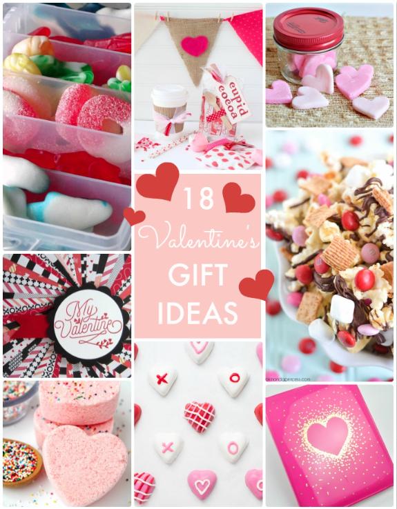 18 Valentine's Gift Ideas