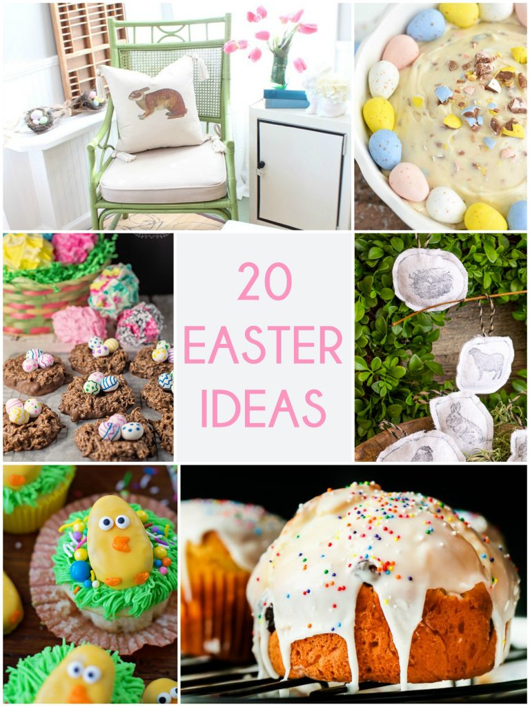 20 Easter Ideas