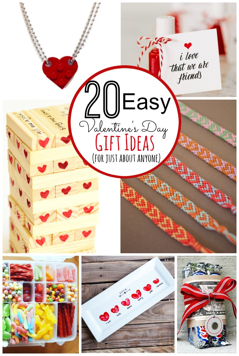 100 valentine s day gift ideas 20 easy valentine u0027s day