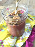 Get Your Morning Protein – Rainbow Smoothie Recipe
