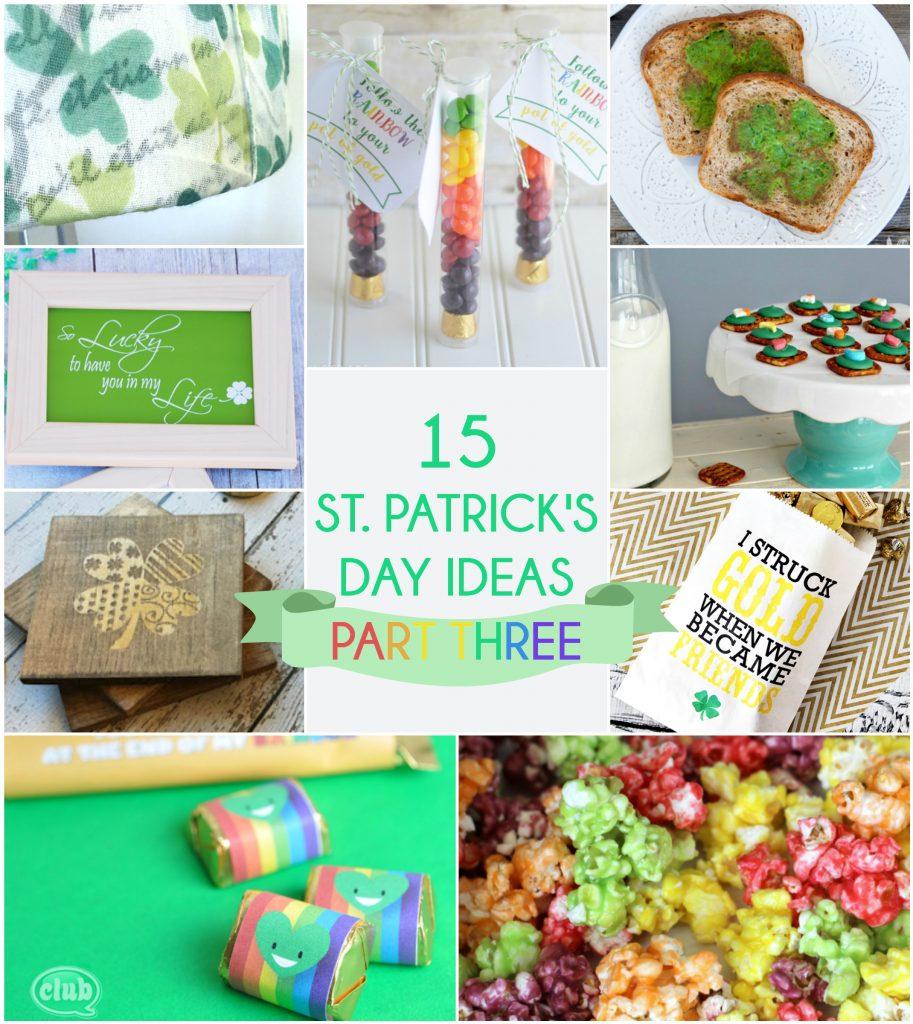 15 St Patricks Day Ideas Part Three