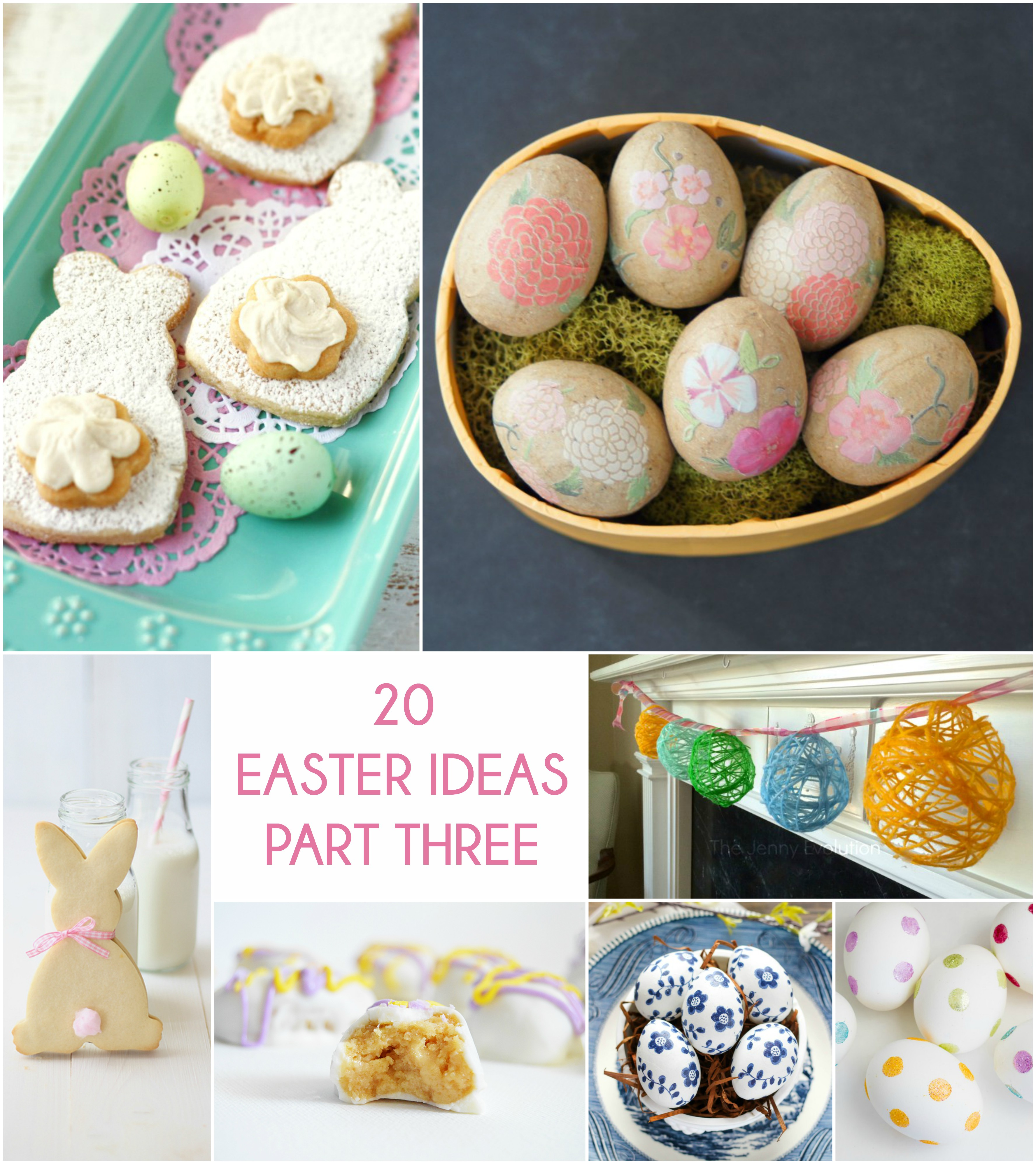 20 Easter Ideas Pt 3