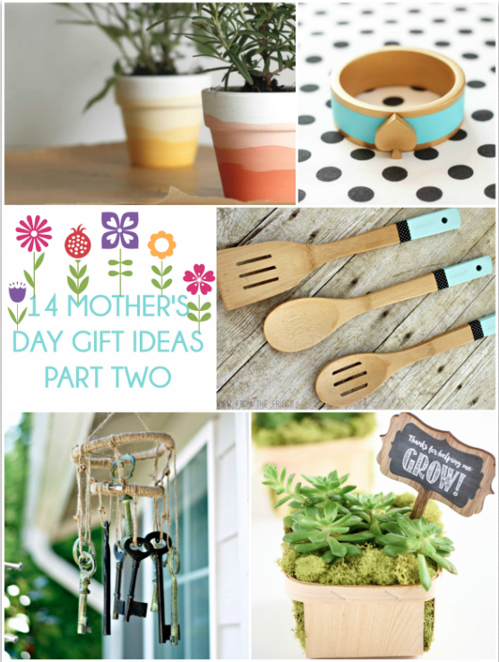 14 Mother's Day Gift Ideas Part Two